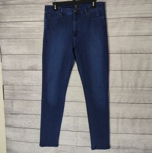 Just Black stretchy skinny jeans 32